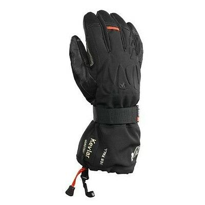 Millet Ice Fall Gtx Gants homme Noir FR : XS (Taille Fabricant : XS) [F NEUF