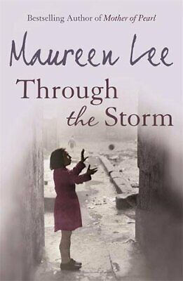 Through The Storm by Lee, Maureen Paperback Book The Cheap Fast Free Post