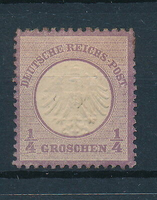 [88183] Germany 1872 Good stamp F/VF MH High Value