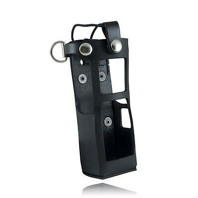 Boston Leather 5613RC-1 - Radio Holder For APX 7000