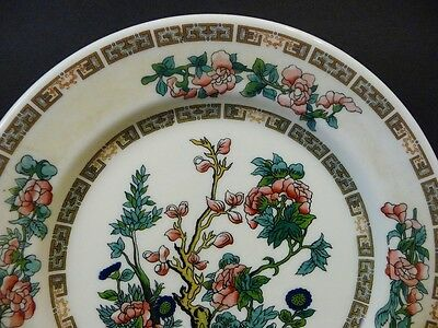 Syracuse China Restaurant Ware, Indian Tree pattern, Salad Plates, Set of 4