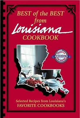 Best of the Best from Louisiana Cookbook-BRAND NEW