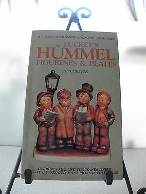 Luckey's Hummel Figurines & Plates 8th Edition Identification & Value Guide 1990
