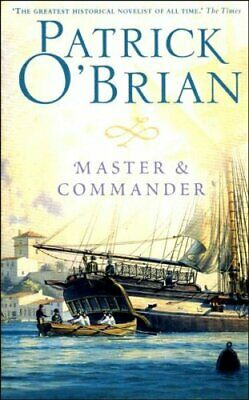 Master and Commander, O'Brian, Patrick Paperback Book The Cheap Fast Free Post