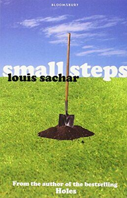 Small Steps by Sachar, Louis Paperback Book The Cheap Fast Free Post