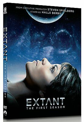 Extant: The First Season 1 (DVD, 2014, 4-Disc Set)