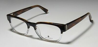 NEW SERAPHIN HARRISON TRENDY PREMIUM QUALITY PLASTIC ARMS EYEGLASS FRAME/GLASSES