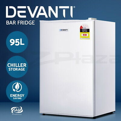 95L Portable Electric Mini Bar Fridge Refrigerator Cooler Freezer Home Office