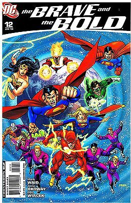 The Brave and the Bold No.12 / 2008 Jerry Ordway & George Perez