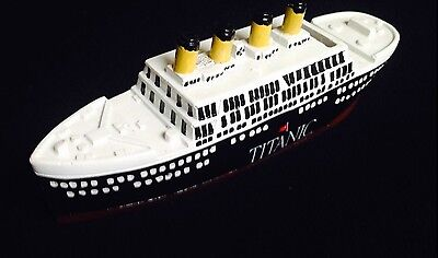 Titanic Bank - Titanic Toy Bank - Great for Christmas - SAME DAY SHIPPING!