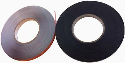 MAGNETIC TAPE & STEEL TAPE SECONDARY GLAZING 5m KIT FOR WHITE WINDOW FRAMES