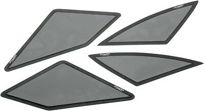 Frogzskin Hood Vent Kit (4pc) for Polaris IQR Race Chassis , IQ 600RR 08-11