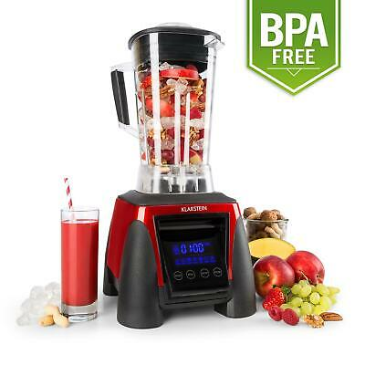 1800W Standmixer 2L 8G Rot Green Smoothie Maker Universalmixer Cocktail 2,4 Ps
