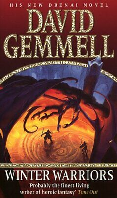 The Winter Warriors by Gemmell, David Paperback Book The Cheap Fast Free Post