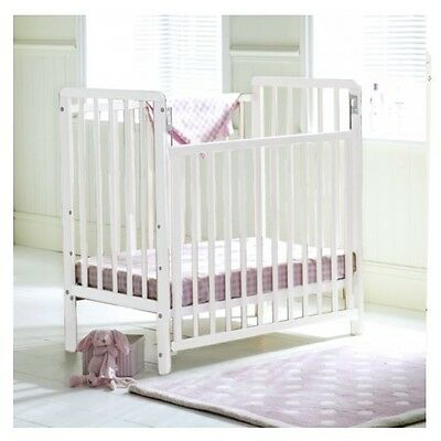 Saplings Space Saver Cot in Classic White Pine with Mattress