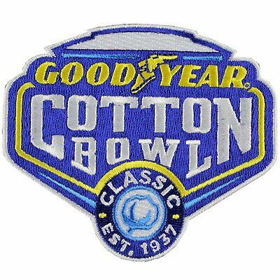 2020 Good Year Cotton Bowl Jersey Patch Ohio State Penn State Memphis