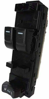 NEW 2004-2012 Colorado & Canyon Electric Power Window  Master Switch 2 Door