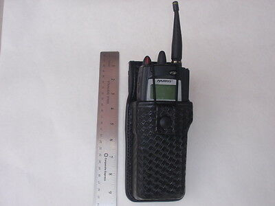 Bianchi AccuMold Elite Universal Radio Holder Holster Fits Motorola MTS XTS etc.