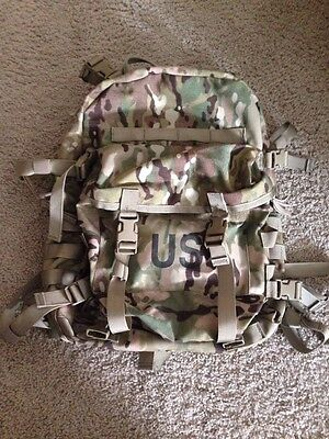 NEW Sealed Army Military Molle II Multicam OCP Assault Pack #6