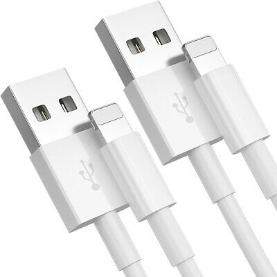 100% GENUINE Apple iPhone 5/5S/5C iPad Mini Air lightning Charger USB Data Cable