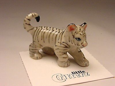 "Little Critterz - LC428 ""Asia"" White Tiger Cub"