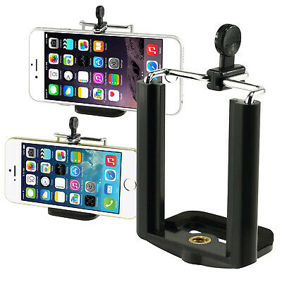 Cellphone Tripod Monopod Selfie Mount Adapter Holder Bracket for iphone Samsung