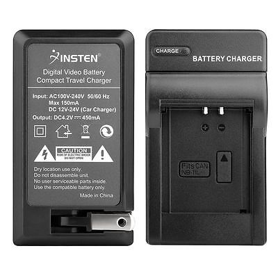 Battery Charger for Canon NB-11L PowerShot Digital ELPH 140 150 IS 320 340 HS