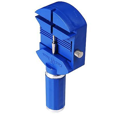 New Blue Watch Band Adjuster Strap Repair Link Pin Remover Tool