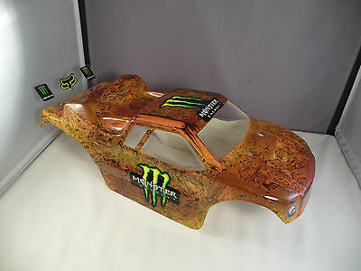 NEW BODY SHELL FOR TEAM LOSI TLR TWENTY TWO 22T- AIRBRUSHED