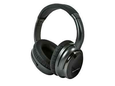 Monoprice 10010 Noise Cancelling Headphone Active Noise Reduction Over the Ear