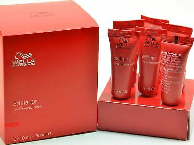 Wella Professionals Brilliance Color protection Serum - 6x 10ml MHD 11/2011