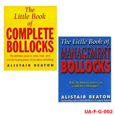 Alistair Beaton The Little Book of Management and Complete Bollocks