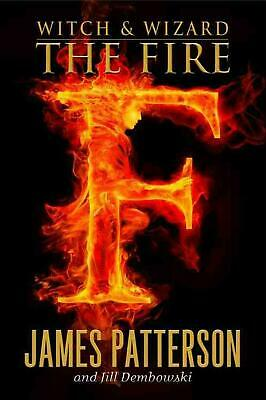 NEW The Fire by James Patterson Hardcover Book (English) Free Shipping