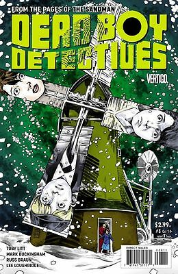 Dead Boy Detectives #8 (NM)`14 Litt/ Buckingham
