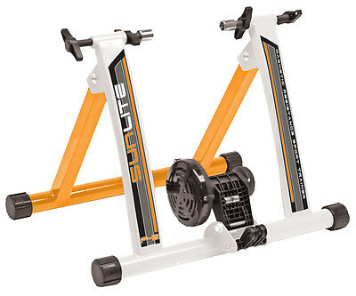 New Sunlite Forza F2 Bicycle Trainer Magnetic Resistance Exercise Bike Mag Best!