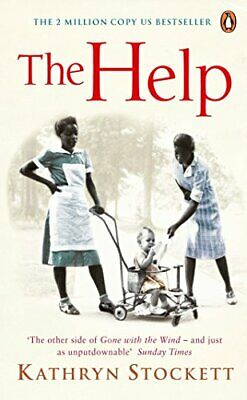 The Help, Stockett, Kathryn Paperback Book The Cheap Fast Free Post