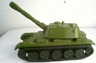 """VINTAGE  - MARKED - TANK - IN EXCELLENT CONDITION 4"""" LONG"""