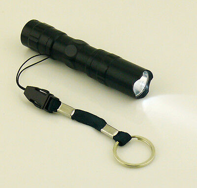 New Portable 300LM Mini Torch Adjustable High Power Outdoor Sports Flashlight