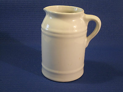 Stoneware Tea or Water Pitcher