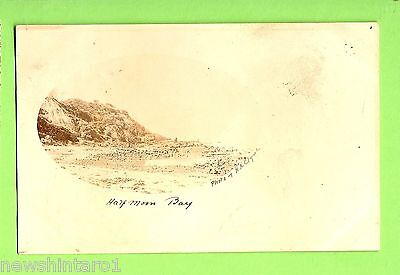 #e.   1904   Postcard -  Half Moon Bay