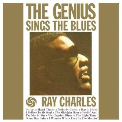 Ray Charles - The Genius Sings the Blues 180g Vinyl LP