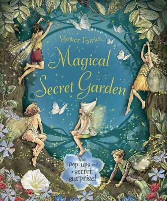 Magical Secret Garden by Cicely Mary Barker Hardcover Book (English)