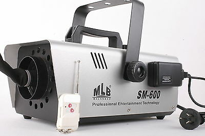 MLB 600W Snow Machine Christmas Party Wedding Snowflake Effect +Remote
