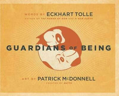 Guardians of Being by Eckhart Tolle (English) Hardcover Book Free Shipping!