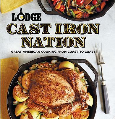 Lodge Cast Iron Nation By The Lodge Company (COR)