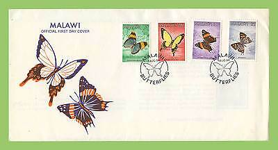 Malawi 1984 set of  Butterflies First Day Cover