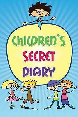 NEW Children's Secret Diary by Paperback Book (English) Free Shipping