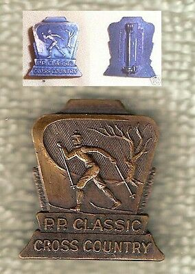 #d150. Paddy  Pallen Classic Cross Country Skiing Badge