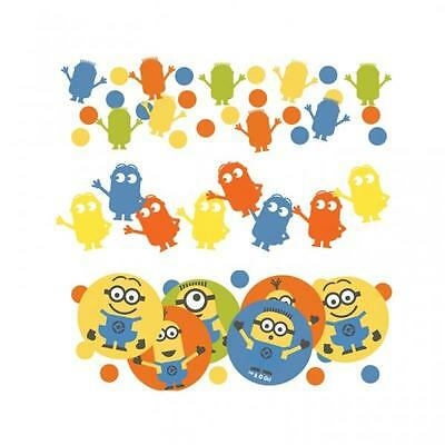 CLEARANCE Despicable Me Minions Party Confetti Table Sprinkles Triple Pack 34g