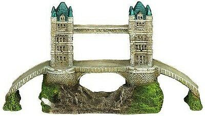 Nobby 28381 Décoration d'aquarium en forme de London Bridge 32,5 x 11,3 x NEUF • EUR 45,44